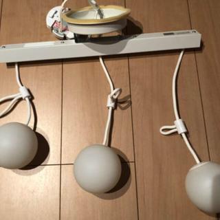 ムジルシリョウヒン(MUJI (無印良品))の値下げ相談可 シリコンライト 3つ 廃盤 (蛍光灯/電球)
