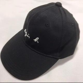 アニエスベー(agnes b.)のアニエスベー  キャップ 帽子(キャップ)