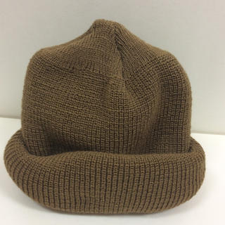 ロスコ(ROTHCO)のROTHCO ウールニット帽 コヨーテ 新品(ニット帽/ビーニー)