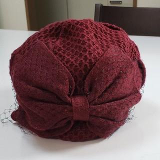 アンテプリマ(ANTEPRIMA)のアンテプリマのベレー帽(ハンチング/ベレー帽)