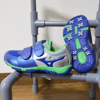 ミズノ(MIZUNO)のミズノ ASOBI KIDS  18センチ(スニーカー)