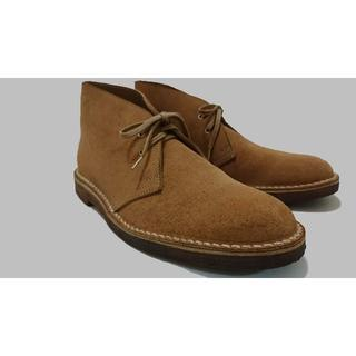 リーガル(REGAL)の【俺の靴-145】★USED Regal[リーガル] チャッカブーツ(ブーツ)