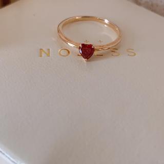 ノジェス(NOJESS)のNOJESS*ピンキーリング(リング(指輪))