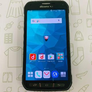 ギャラクシー(Galaxy)の【B】GALAXYS5Active/SC-02G/16/ドコモ(スマートフォン本体)