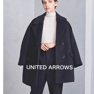 UNITED ARROWS シャギーコート