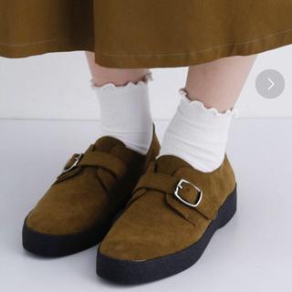 メルロー(merlot)のモンクストラップシューズ002-9789(ローファー/革靴)
