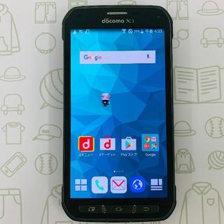 ギャラクシー(Galaxy)の【C】GALAXYS5Active/SC-02G/16/ドコモ(スマートフォン本体)