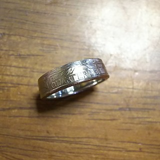 クォーターダラー 指輪 1989年(リング(指輪))