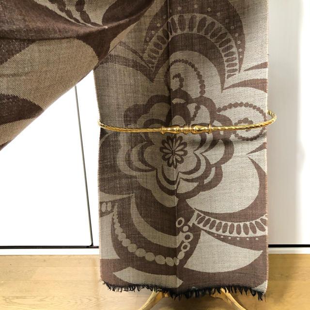 EMILIO PUCCI(エミリオプッチ)のエミリオプッチ 大判ストール 正規品 レディースのファッション小物(ストール/パシュミナ)の商品写真