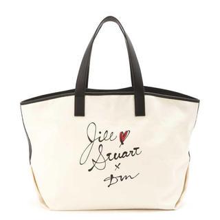 ジルスチュアート(JILLSTUART)のDaichi Miuraコラボ モチーフキャンバスバッグ(トートバッグ)