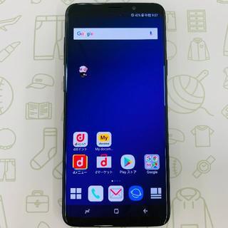ギャラクシー(Galaxy)の【B】GalaxyS9+/SC-03K/64/SIMフリー(スマートフォン本体)