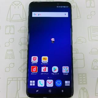 ギャラクシー(Galaxy)の【A】GalaxyS9+/SC-03K/64/SIMフリー(スマートフォン本体)