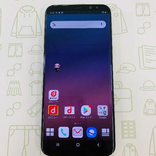 ギャラクシー(Galaxy)の【C】GalaxyS8+/SC-03J/64/SIMフリー(スマートフォン本体)
