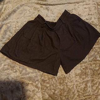 イッカ(ikka)のikka ツィードキュロットスカート(キュロット)