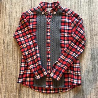 グリーンレーベルリラクシング(green label relaxing)のチェックシャツ シャツ(シャツ)