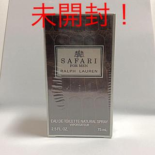 Ralph Lauren - ❤️ RALPH LAUREN  SAFARI  75ml 未開封