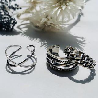 ムルーア(MURUA)のシルバーリングS925(リング(指輪))