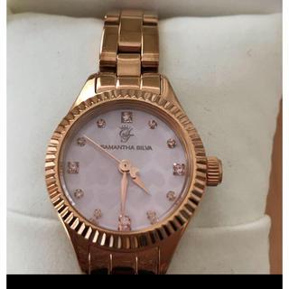 Samantha Tiara - サマンサティアラ 腕時計 ♡