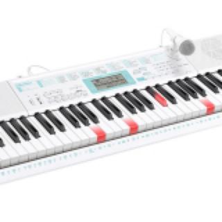 カシオ(CASIO)のCASIO LK223 光るキーボード 61鍵盤(マイク付)(キーボード/シンセサイザー)