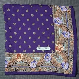 ティファニー(Tiffany & Co.)の専用 ティファニー スカーフ(バンダナ/スカーフ)