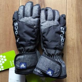 クロックス(crocs)のcrocs キッズ 手袋 100~110cm (手袋)