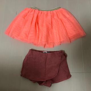 エイチアンドエム(H&M)のチュチュ♡ショートパンツ(スカート)