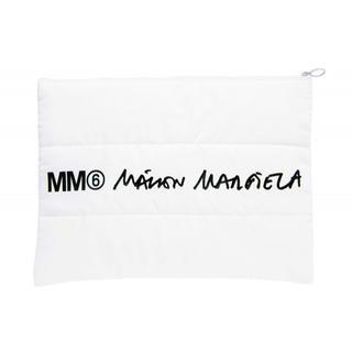 マルタンマルジェラ(Maison Martin Margiela)のSPUR 付録 MM6 Maison Margiela  パデッド ポーチ(クラッチバッグ)