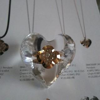annさま✨カシケイ ブラウンダイヤモンドリング(リング(指輪))