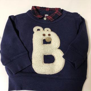 プティマイン(petit main)のなしー様専用!プティマイン 人気 B トレーナーとシャツ(トレーナー)