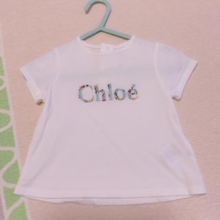 クロエ(Chloe)のChloe ベビー Tシャツ 9m(Tシャツ)