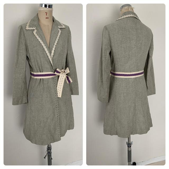 Marni(マルニ)のMARNI コート コットン 38 レディースのジャケット/アウター(ロングコート)の商品写真