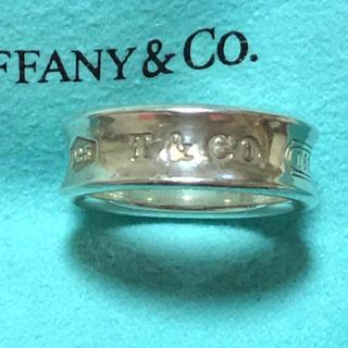 ティファニー(Tiffany & Co.)のティファニー TIFFANY 1837 リング(リング(指輪))