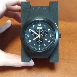 ブラウン(BRAUN)のブラウン braun  ラバーウォッチ メンズ(腕時計(アナログ))