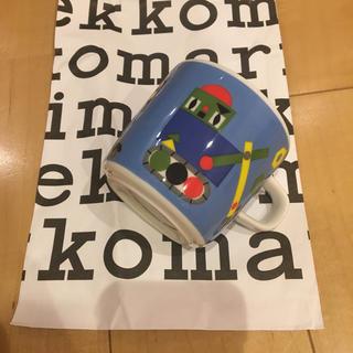 マリメッコ(marimekko)のマリメッコ marimekko キッズ 食器 マグカップ ラテマグ  廃盤(食器)
