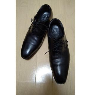 マドラス(madras)のmadras madras ブラック 黒 メンズ ビジネス ドレス 24.5(ドレス/ビジネス)
