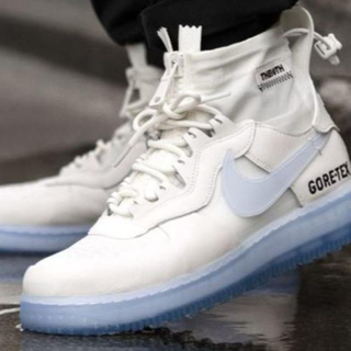 ナイキ(NIKE)のNIKE AIR FORCE 1 GORE TEX WGT CQ7211(スニーカー)