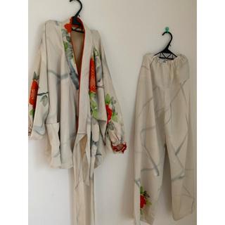 ソウソウ(SOU・SOU)の着物リメイク 高級着物 和 京都 リメイク 正月 入学 卒業 (その他)