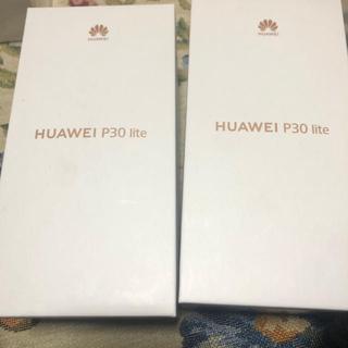 HUAWEI P30 lite(スマートフォン本体)