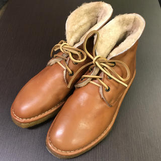 ビームス(BEAMS)のSECCHIARI MICHELE セッキアーリミケーレ ムートンブーツ(ブーツ)