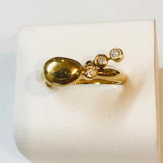 24日まで❗️【Jeunet/ジュネ】ダイヤモンド リング(リング(指輪))