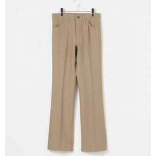 ラングラー(Wrangler)の新品未使用 wrangler wrancher dress jeans タン(スラックス)