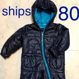 SHIPS - ジャンプスーツ 80 シップス