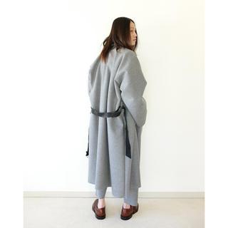 サンシー(SUNSEA)のsunsea jedi coat(ステンカラーコート)