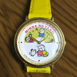 サンリオ(サンリオ)のみんなのたあ坊 腕時計(腕時計)