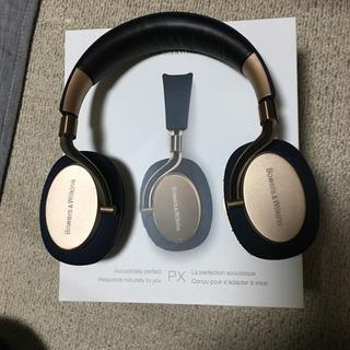 Bowers&Wilkins PX Wireless ヘッドホン B&W(ヘッドフォン/イヤフォン)