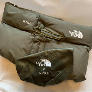 ハイク(HYKE)の新品 ハイク ネックウォーマー(ネックウォーマー)