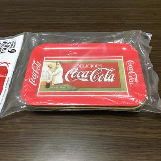 コカコーラ(コカ・コーラ)の*新品未使用*コカコーラ*釣り銭トレー*6枚セット*(その他)