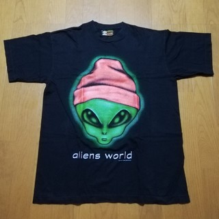 エイリアンワークショップ(Alien Workshop)のAM様専用  ALIEN WORK SHOP 半袖 Tシャツ 黒(Tシャツ/カットソー(半袖/袖なし))