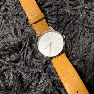 カルバンクライン(Calvin Klein)のck 腕時計(腕時計)