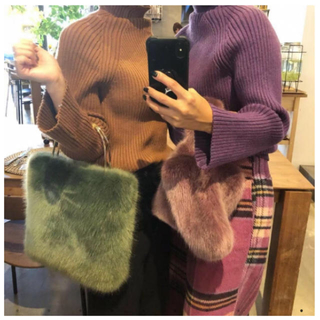 ザラ(ZARA)のBAKED COLOR KNIT / birthday bash(ニット/セーター)